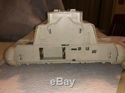 Vintage Star Wars Imperial Shuttle 1984 Complete Kenner Stickers Instructions