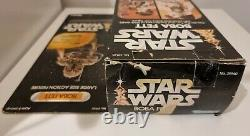 Vintage Star Wars Kenner Boba Fett 13 Figure No39140 Excellent, Original Box