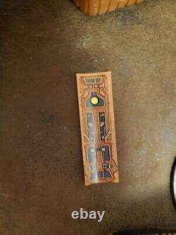 Vintage Star Wars Kenner remote control Jawa Sandcrawler with remote