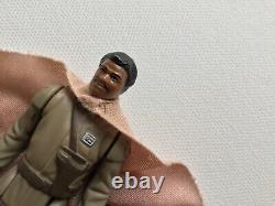 Vintage Star Wars Lando Calrissian General Pilot Last 17 complete and authentic