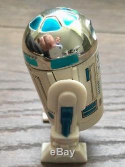Vintage Star Wars Last 17 R2D2 Pop Up Saber 100% Original