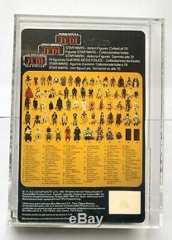 Vintage Star Wars Last 17 Trilogo Luke Stormtrooper Afa 80 (85/80/85) Moc Up