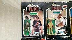 Vintage Star Wars MOC Lot (Lando, Gamorrean and others!)