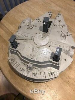 Vintage Star Wars Millenium Falcon 100% COMPLETE