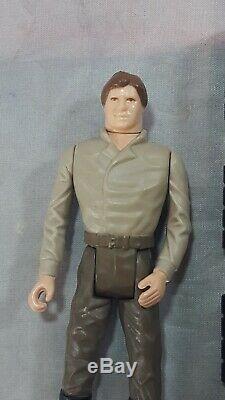 Vintage Star Wars POTF Last 17 Han Solo Carbonite Loose Figure COMPLETE minty