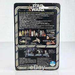 Vintage Star Wars Princess Leia Organa MOC 12 Back Action Figure 1977 Kenner