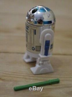 Vintage Star Wars R2-D2 Pop Up Sabre ROTJ