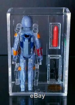 Vintage Star Wars Rare 1979 LILI Ledy Boba Fett Removable Rocket Afa 70 Grail
