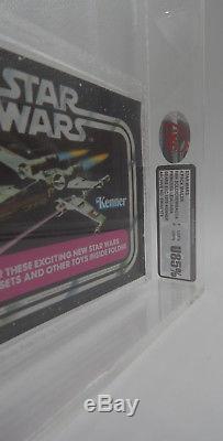 Vintage Star Wars SEARS 4 Pack / Han Solo Chewbacca Leia Jawa AFA / UKG U85