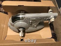 Vintage Star Wars Slave 1 Boba Fetts Spaceship Complete Canadian Version