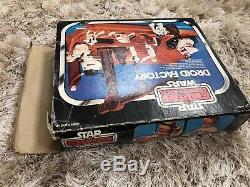 Vintage Star Wars Vintage 1978 Kenner Droid Factory Third Leg R2-d2