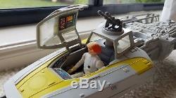 Vintage Star Wars Y-Wing Fighter 100% Working
