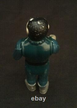 Vintage kenner star wars blue snaggletooth with toe dent Good Condition