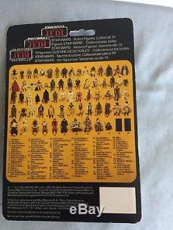 Vintage star wars ROTJ Tri Logo Luke Jedi Knight Moc